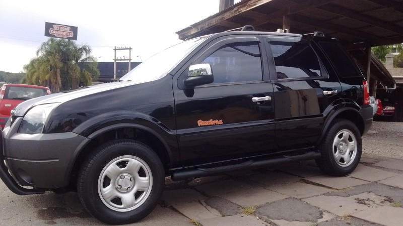 ecosport 1.6 xls 8v flex 4p manual 2007 caxias do sul