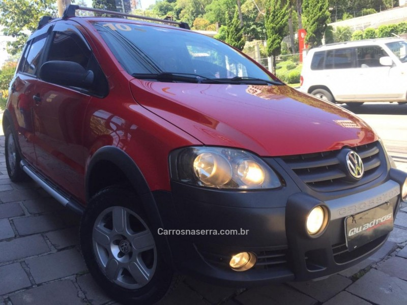 crossfox 1.6 mi flex 8v 4p manual 2010 caxias do sul
