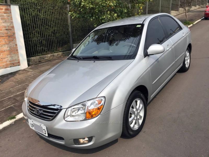 cerato 1.6 ex sedan 16v gasolina 4p automatico 2009 farroupilha