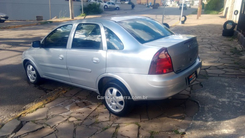 CORSA 1.4 MPFI PREMIUM SEDAN 8V FLEX 4P MANUAL - 2010 - CAXIAS DO SUL