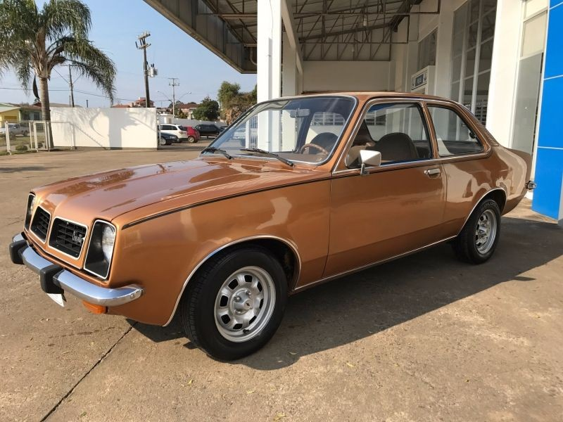 CHEVETTE 1.4 SL 8V GASOLINA 2P MANUAL - 1979 - BOM JESUS
