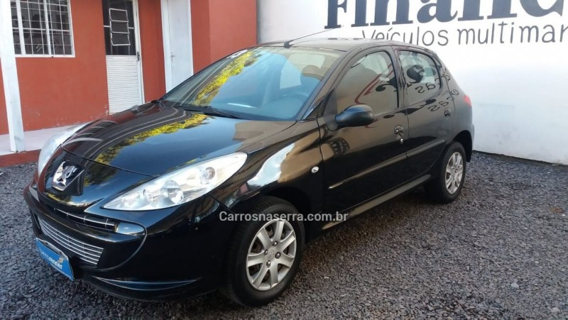 207 1.4 xr 8v flex 4p manual 2013 caxias do sul