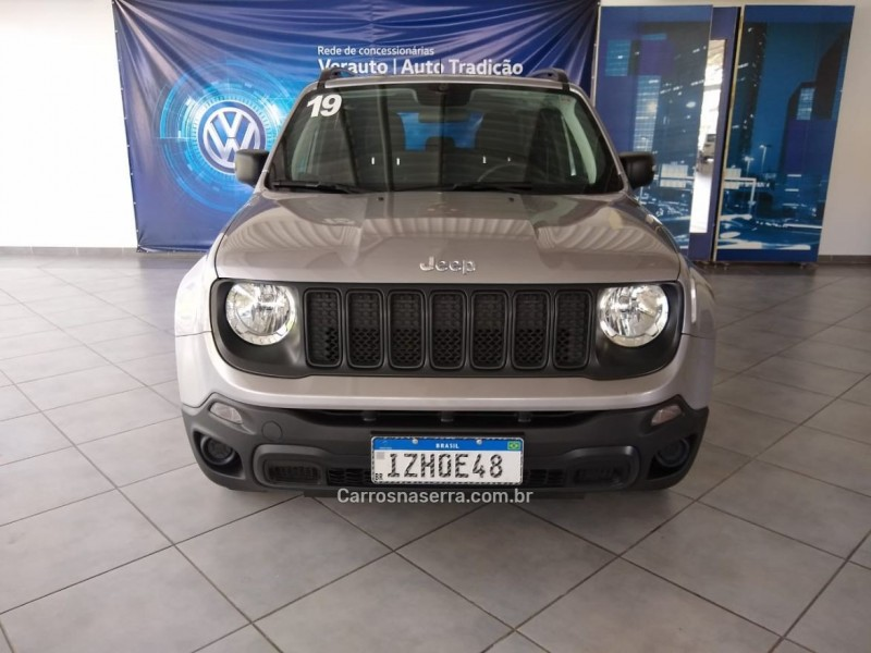renegade 1.8 16v flex sport 4p manual 2019 bento goncalves