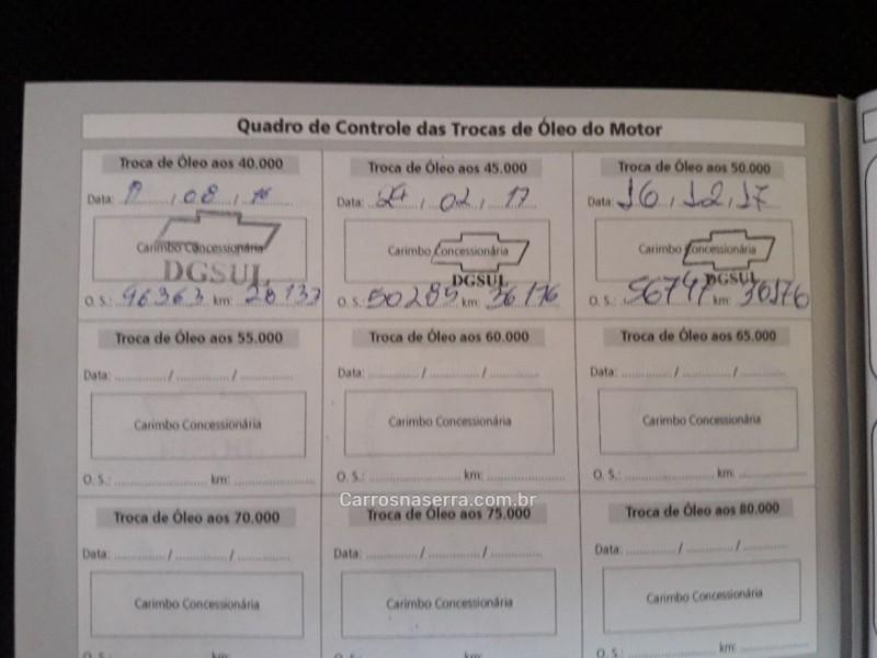 S10 2.4 LTZ 4X2 CD 8V FLEX 4P MANUAL - 2013 - CAXIAS DO SUL