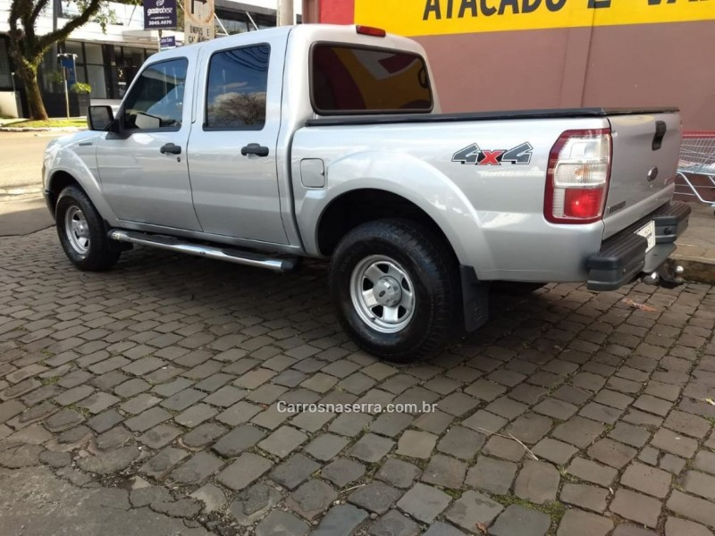 ranger 3.0 xl 4x4 cd turbo electronic diesel 4p manual 2011 passo fundo