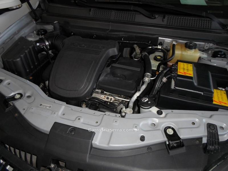 CAPTIVA 2.4 SFI ECOTEC FWD 16V GASOLINA 4P AUTOMÁTICO - 2010 - FLORES DA CUNHA