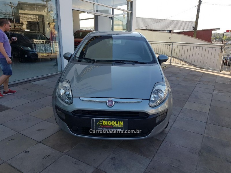 punto 1.4 attractive 8v flex 4p manual 2014 bento goncalves