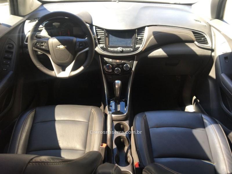TRACKER 1.4 16V TURBO FLEX PREMIER AUTOMÁTICO - 2018 - GARIBALDI