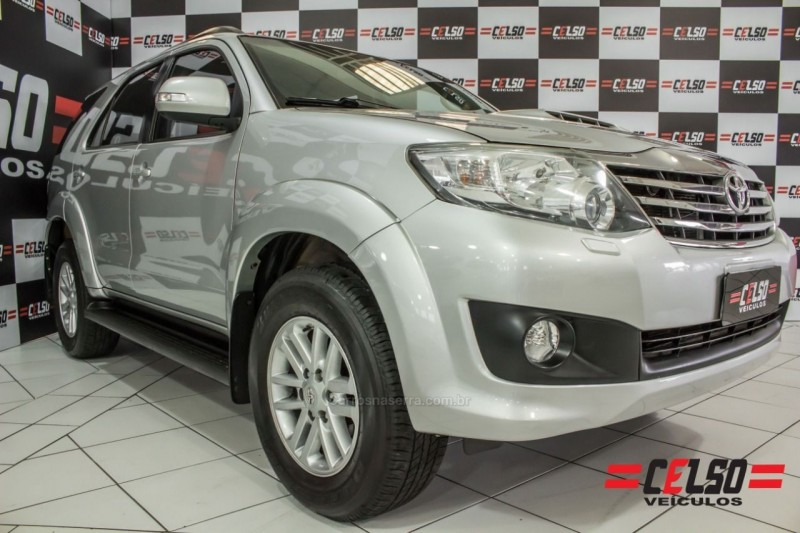 hilux sw4 3.0 srv 4x4 16v turbo intercooler diesel 4p automatico 2013 dois irmaos