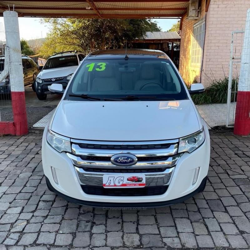edge 3.5 limited awd v6 24v gasolina 4p automatico 2013 casca