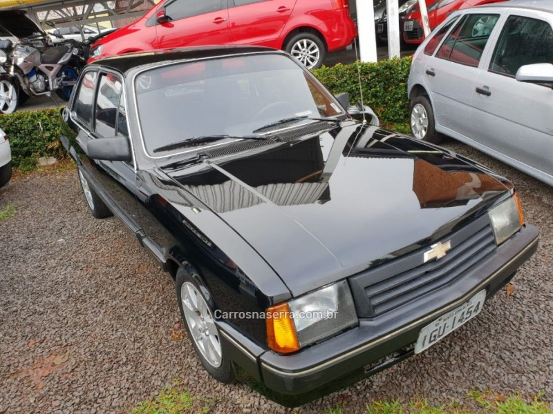 chevette 1.6 dl 8v gasolina 2p manual 1991 bento goncalves