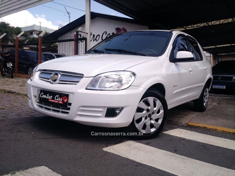 prisma 1.4 mpfi maxx 8v flex 4p manual 2009 caxias do sul