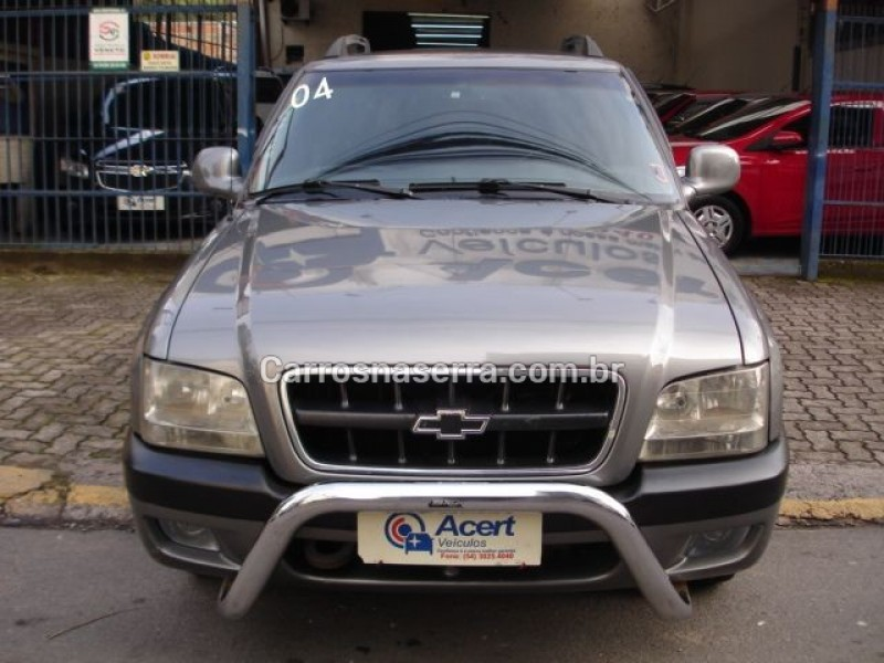 s10 2.8 dlx 4x4 cd 12v turbo intercooler diesel 4p manual 2004 caxias do sul