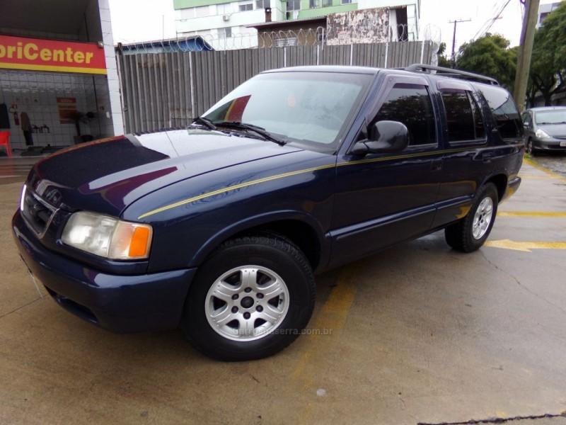 blazer 4.3 sfi dlx executive 4x2 v6 12v gasolina 4p manual 1997 caxias do sul