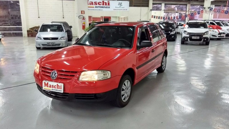 gol 1.0 mi 8v flex 4p manual g.iv 2008 caxias do sul
