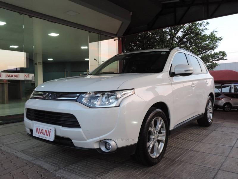 outlander 2.0 16v gasolina 4p automatico 2015 ivoti