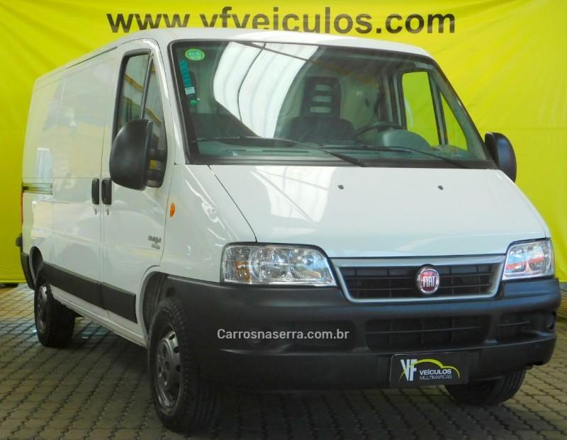ducato 2.3 cargo 7.5 16v turbo diesel 4p manual 2012 caxias do sul