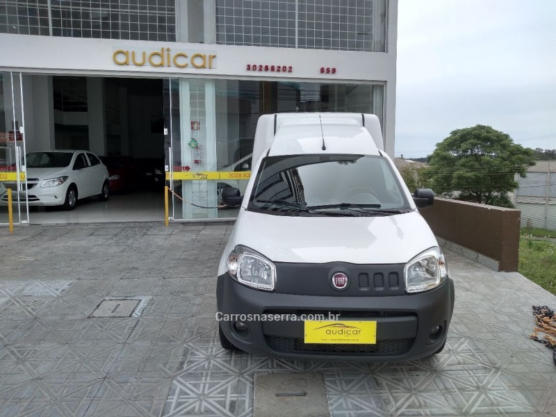 fiorino 1.4 hard working furgao evo 8v flex 2p manual 2015 caxias do sul
