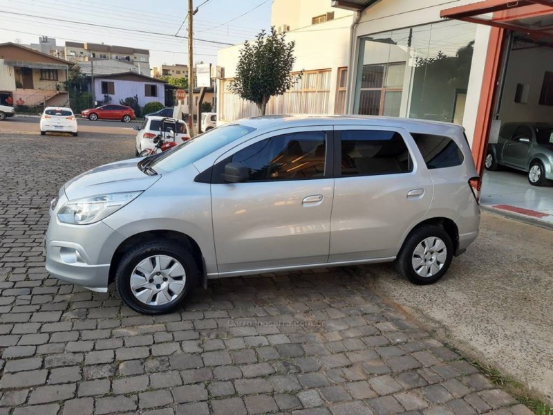 spin 1.8 lt 8v flex 4p manual 2015 guapore