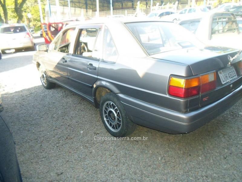santana 1.8 cl 8v gasolina 4p manual 1996 bento goncalves