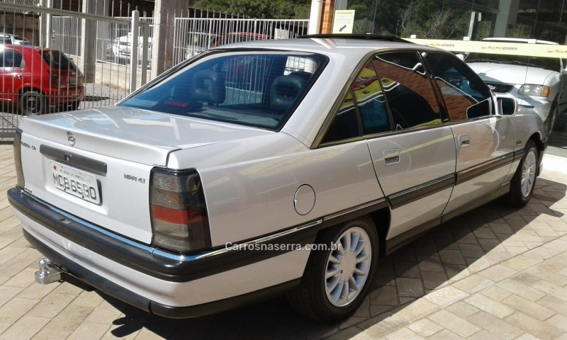omega 4.1 sfi cd 12v gasolina 4p manual 1998 nova petropolis