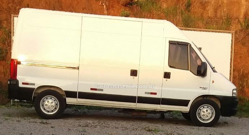 ducato 2.3 maxicargo 12 16v turbo diesel 4p manual 2012 caxias do sul