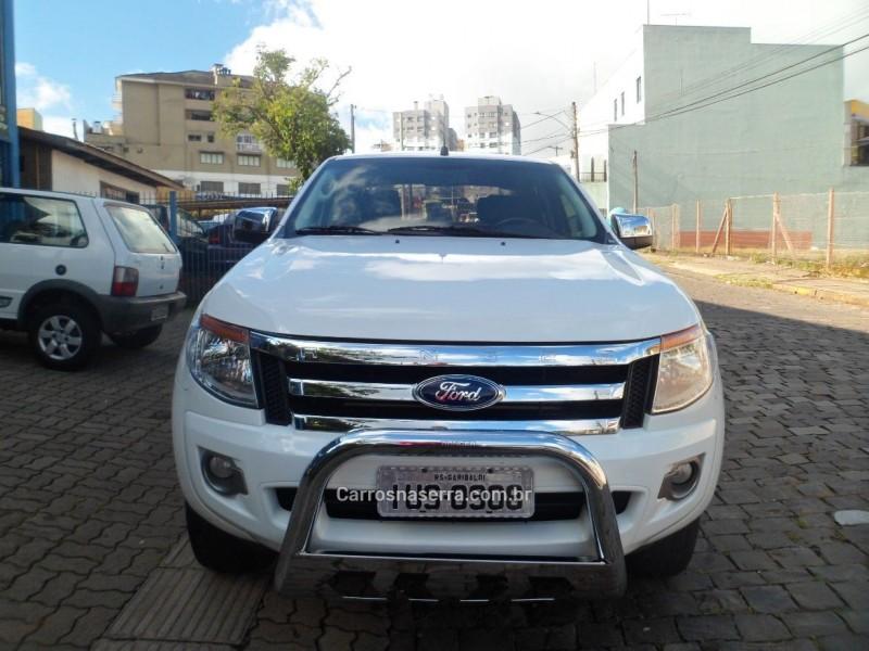 ranger 3.2 xlt 4x4 cd 20v diesel 4p automatico 2014 bento goncalves