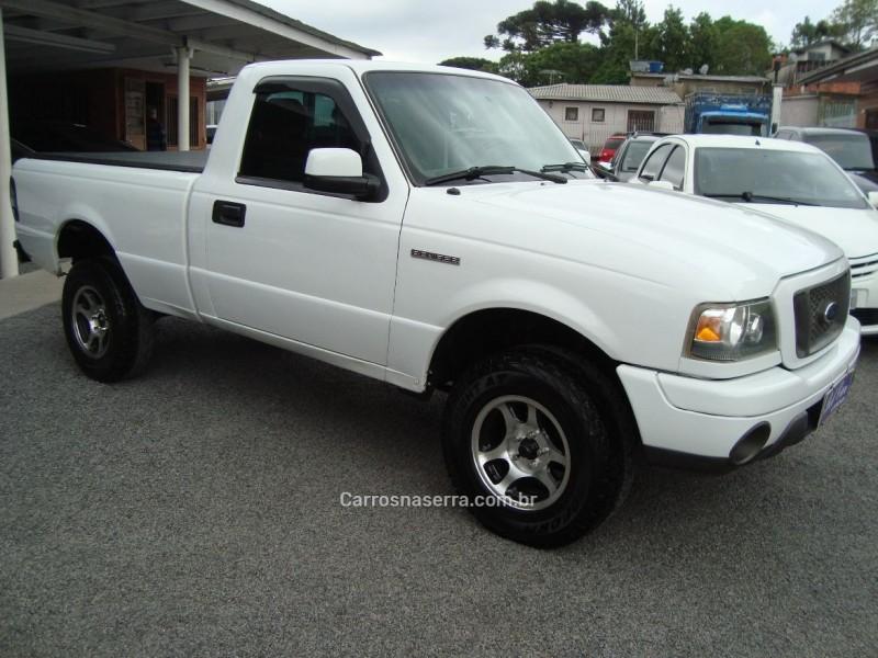 ranger 2.3 xl 4x2 cs 16v gasolina 2p manual 2008 caxias do sul