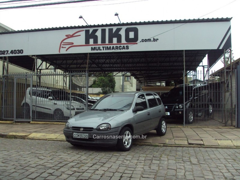 corsa 1.0 mpfi super 8v gasolina 4p manual 1997 caxias do sul