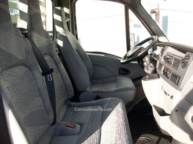 MASTER 2.5 DCI CHASSI CABINE L2H1 16V DIESEL 2P MANUAL - 2013 - FARROUPILHA