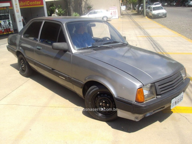 chevette 1.0 junior 8v gasolina 2p manual 1992 caxias do sul