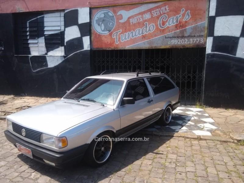 parati 1.8 cl 8v gasolina 2p manual 1991 caxias do sul