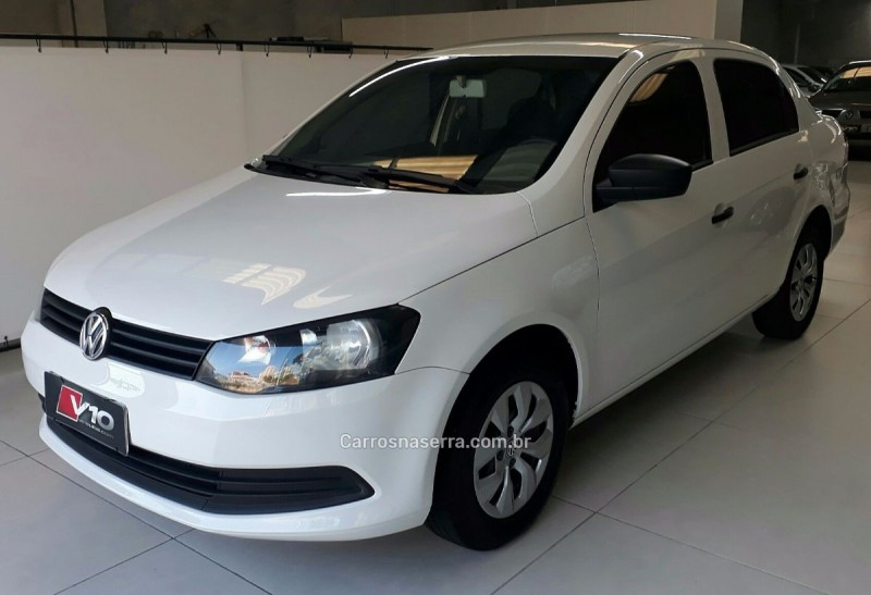 voyage 1.6 mi city 8v flex 4p manual 2015 caxias do sul