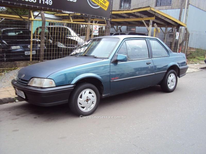 monza 2.0 efi gl 8v gasolina 2p manual 1994 caxias do sul