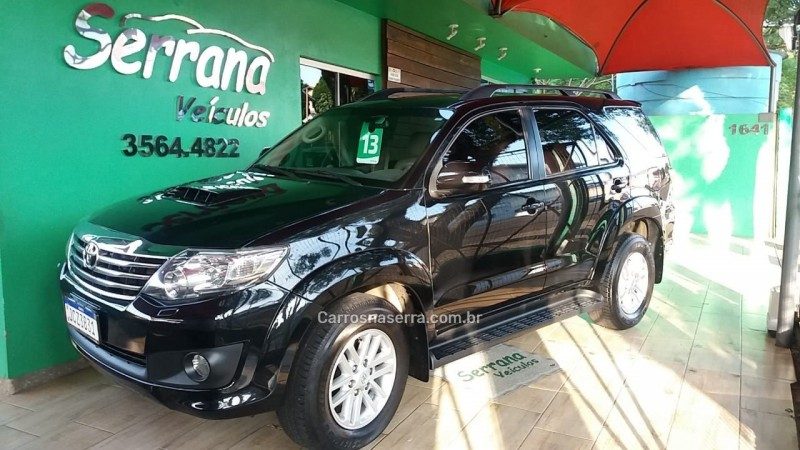 hilux sw4 3.0 srv 4x4 cd 16v turbo intercooler diesel 4p automatico 2013 dois irmaos