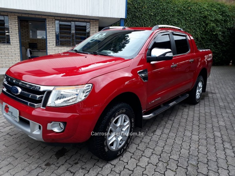 ranger 3.2 limited plus 4x4 cd 20v diesel 4p automatico 2013 caxias do sul