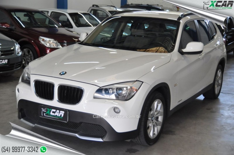 x1 2.0 18i s drive 4x2 16v gasolina 4p automatico 2012 bento goncalves