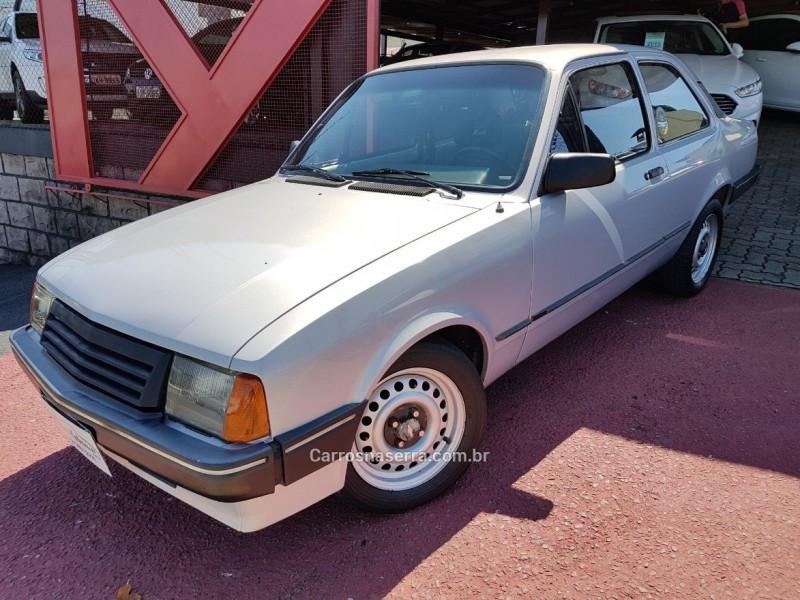 chevette 1.6 l 8v gasolina 2p manual 1993 farroupilha