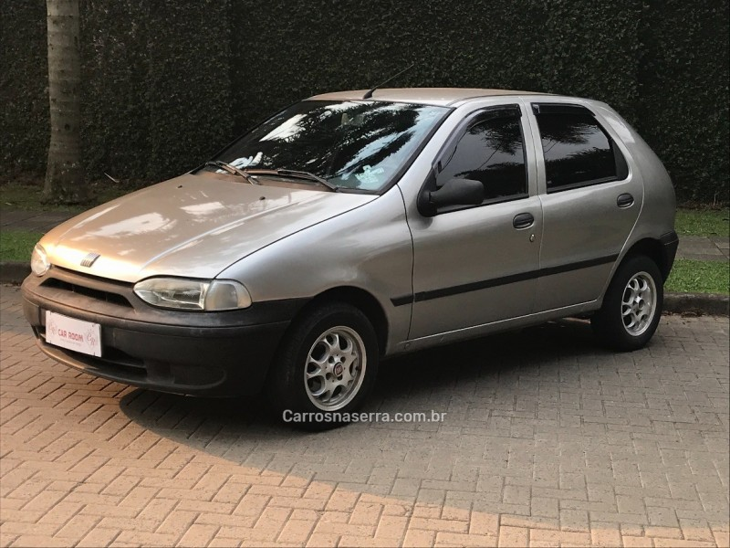 palio 1.0 mpi ex 8v gasolina 4p manual 1999 caxias do sul