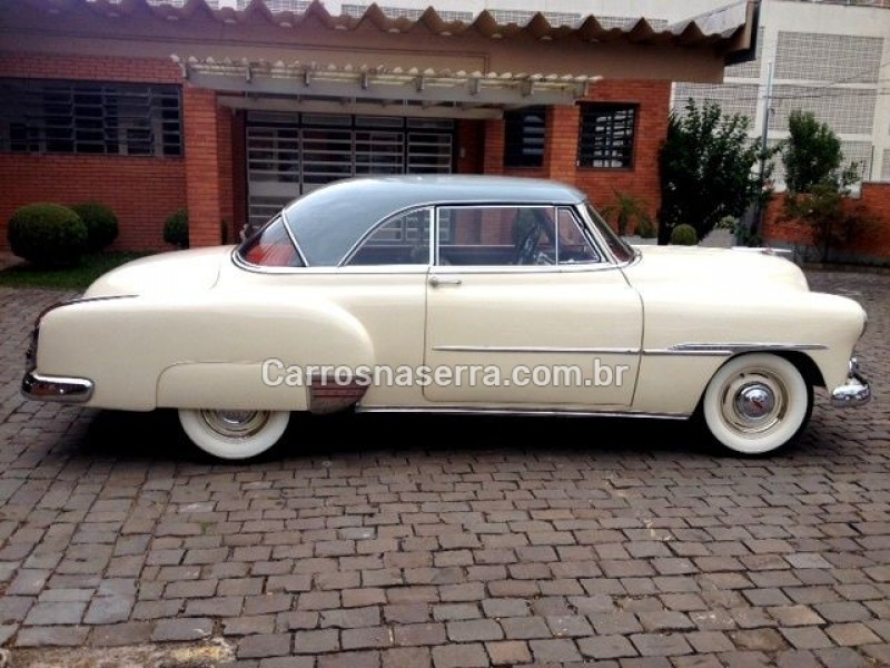 BEL AIR 3.5 COUPÉ I6 12V GASOLINA 2P MANUAL - 1951 - CAXIAS DO SUL