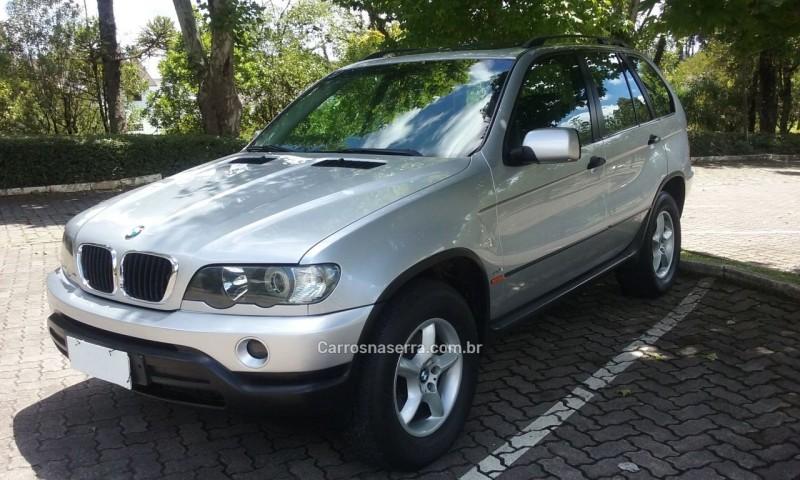 x5 3.0 4x4 24v gasolina 4p automatico 2002 caxias do sul