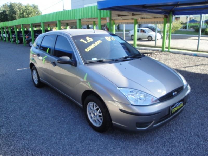 focus 1.6 8v gasolina 4p manual 2008 caxias do sul