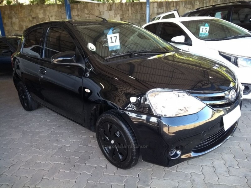 etios 1.3 x 16v flex 4p manual 2017 bento goncalves