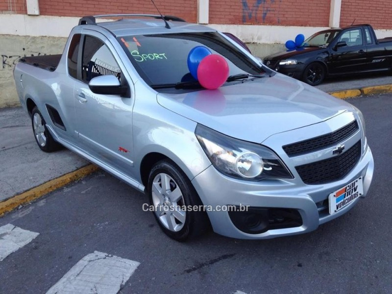 montana 1.4 mpfi sport cs 8v flex 2p manual 2011 caxias do sul