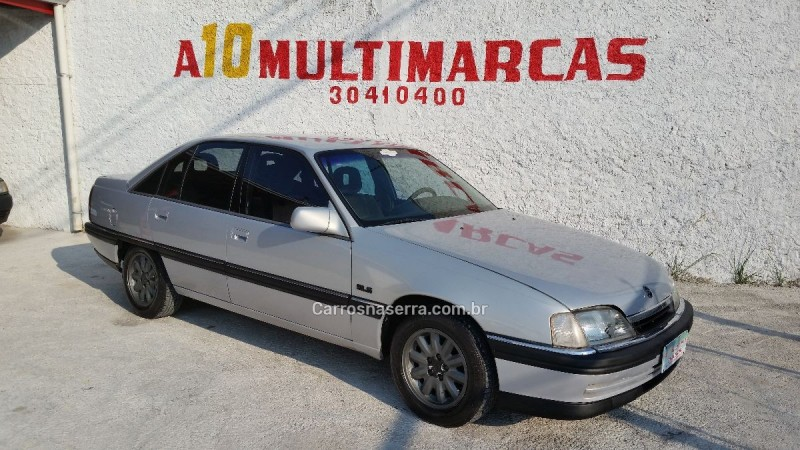 omega 2.0 mpfi gls 8v gasolina 4p manual 1993 caxias do sul