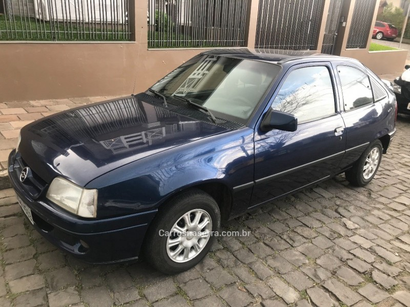 kadett 2.0 mpfi gl 8v gasolina 2p manual 1998 carlos barbosa