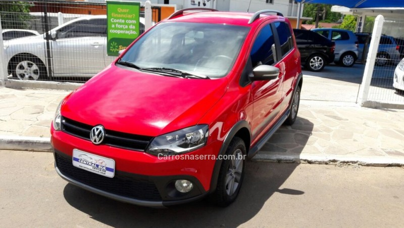 crossfox 1.6 mi flex 8v 4p manual 2012 salvador do sul
