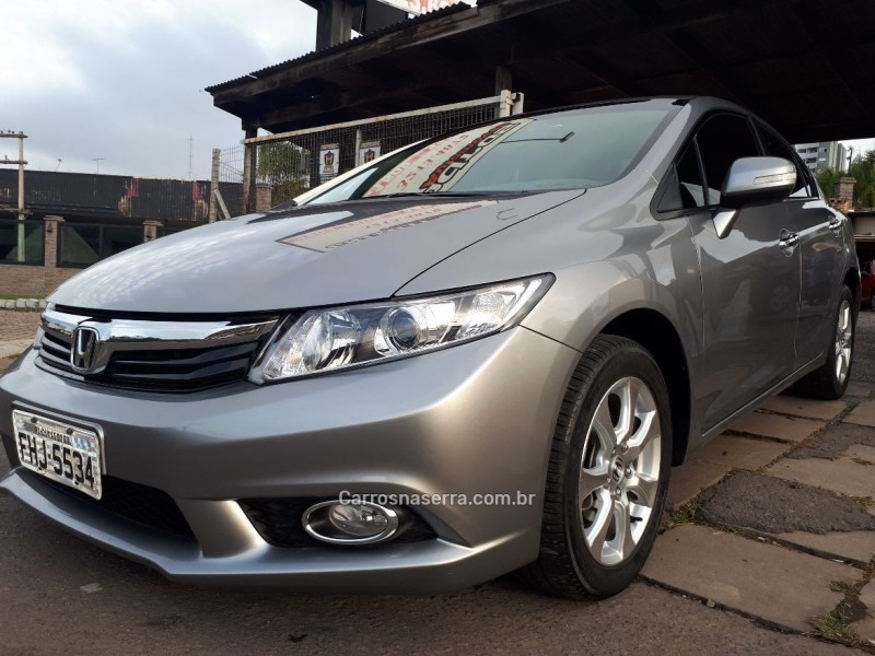 civic 2.0 exr 16v flex 4p automatico 2014 caxias do sul