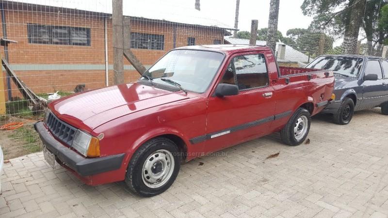 chevy 500 1.6 sl cs 8v gasolina 2p manual 1992 canela