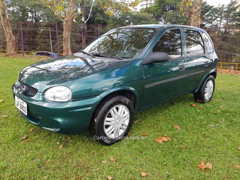 corsa 1.0 mpfi super 8v gasolina 4p manual 2000 caxias do sul
